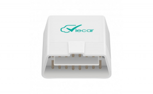 Interfata Diagnoza Multimarca Viecar Dual Bluetooth 4.0  White  Aplicatie Dedicata  iOS  Android  Box