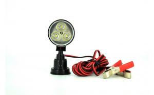 Lampa lucru cu LED, Talpa magnetica si