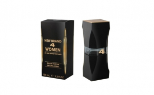 Apa de parfum New Brand 4 Women, Femei