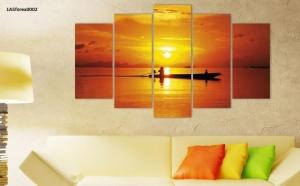 Set tablouri Decolart, modele diverse la doar 59 RON in loc de 125 RON