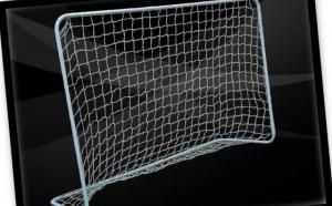 Poarta de fotbal 180x122 cm, 1 Iunie