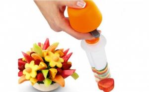 Set decupare forme pentru fructe si legume
