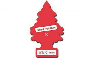 Odorizant auto Little Trees, Wild Cherry