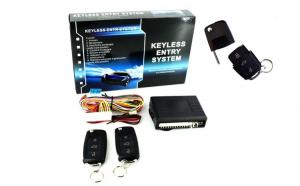 Telecomanda briceag pentru inchidere centralizata ART001LUX cu iesire pentru sirena