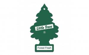 Odorizant auto Little Trees,Forest Fresh
