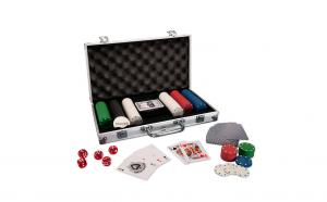 Set de Poker cu servieta profesionala, Totul pentru copilul tau, Jocuri de societate