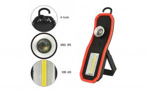 Lampa De Lucru Cu Acumulatori, Magnet, Calitate Premium