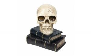 Statueta decorativa Pufo, model Craniul