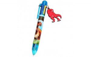 Pix cu 6 culori Dino World Depesche