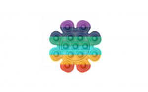 Jucarie POP IT Multicolor, antistres