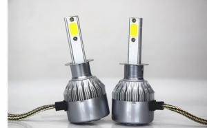 Set becuri LED C6 H7 auto