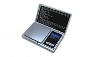 Cantar electronic portabil pentru bijuterii, capacitate 500 gr