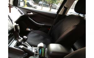 Husa auto dedicate Ford Focus 3 break 2010-2016 FRACTIONATE. Calitate Premium