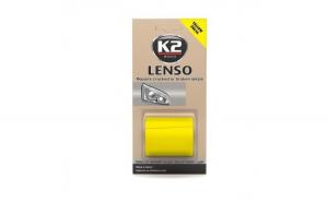 Banda pentru reparat lampi auto, lenso orange b341, K2