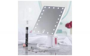 Oglinda cosmetica cu iluminare