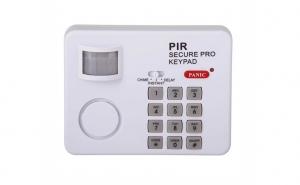 Alarma Wireless cu senzor de miscare si cod de blocare/deblocare, la doar 49 RON in loc de 79 RON