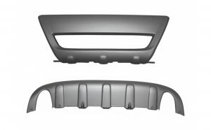 Prelungiri off-road compatibil cu Volvo XC60 (2008-2013) R-Design