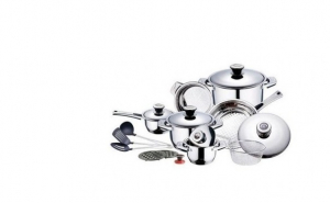 Set Oale din Inox 19 piese BL-2050 BLAUMANN FOR YOUR HOME