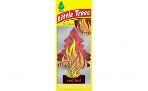 Odorizant auto Little Trees, Red Hot