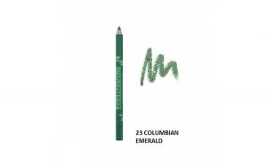 Creion de ochi Supersmooth Waterproof Eyeliner,Seventeen,23 Columbian emerald 1.2g