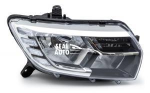 Far original dreapta Dacia Logan 2017-> cu lumina de zi cu 4 LED