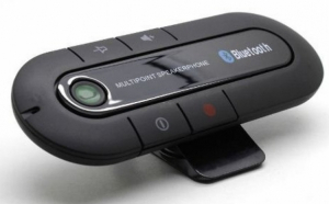 Kit handsfree auto cu bluetooth, multipoint