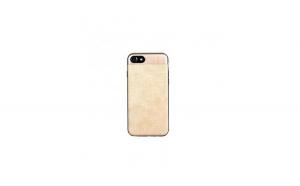 Husa iPhone 7+8 model piele, auriu