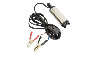 Pompa transfer combustibil electrica 12V profesionala submersibila 15 L/min