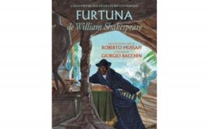 Furtuna - William Shakespeare , autor Roberto Mussapi