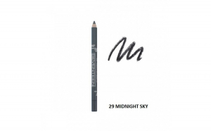 Creion de ochi Supersmooth Waterproof Eyeliner,Seventeen,29 midnight sky 1.2g