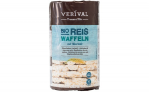 Vafe din orez expandat cu sare 100g
