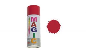 Vopsea spray Magic rosu 270, 400 ml