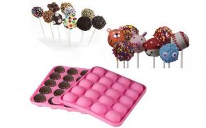 2x Set tavi de silicon pentru deserturi delicioase pe bat, la doar 39 RON in loc de 99 RON! Garantie 12 luni!