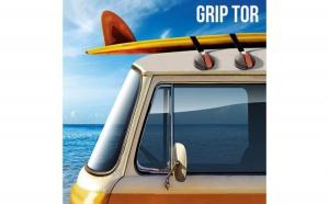 Ventuze pentru Acoperisuri Auto Grip Tor (pachet de 2) la 49 RON in loc de 195 RON