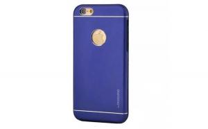 Husa Apple iPhone 7 Motomo V2 Albastru