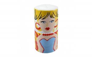 Set ceramica pentru sare si piper, la doar 12 RON in loc de 29 RON