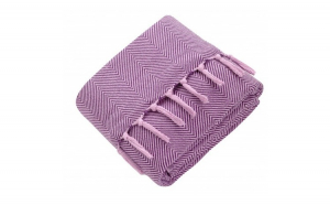 Patura Lux Throw Fuzzy Murdum Pembe PP1163