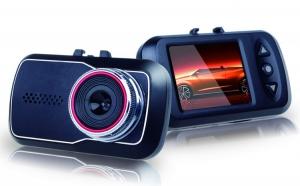 Martorul tau in trafic! Camera DVR auto HD, Black Box GTI HD La doar 159 RON in loc de 360 RON