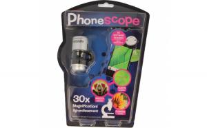 Microscop pentru telefon Magnoidz