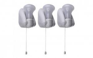 Set 8 mini-becuri LED fara fir, cu intrerupator, reglabile, la doar 54 RON in loc de 139 RON