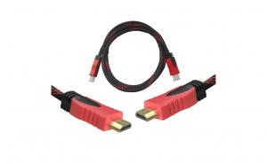 Cablu HDMI, conectori tata, 3m