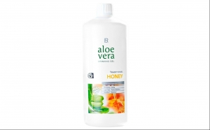 Gel de Baut Aloe Vera cu Miere, 1000 ml