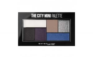 Paleta Farduri Maybelline The City Mini
