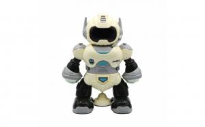 Robot dansator cu sunete si jocuri de lumini