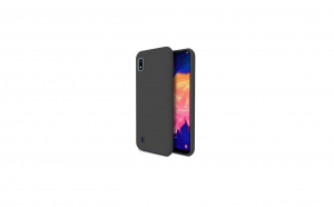 Husa silicon mata Samsung Galaxy A10 Negru