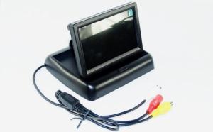 "Set ecran pliabil TFT LCD 4.3"" + camera auto pentru marsarier"