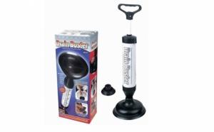 Pompa pentru Desfundat Drain Buster