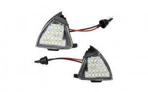 Set 2 x Lampa oglinda LED, Volkswagen Golf 5
