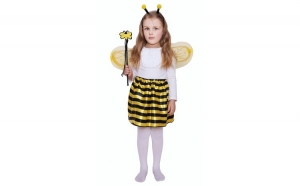 Costum albinuta - marime universala, Halloween, Costume originale