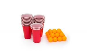 """Joc de societate """"Beer-pong"""" GLZ-57513"""